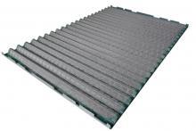 DRK-2000 W – ситовая панель пирамидальная для оборудования очистки Derrick-2000